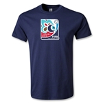 FIFA U-20 World Cup Turkey 2013 Emblem T-Shirt (Navy)