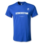 FIFA U-20 World Cup 2013 Uzbekistan T-Shirt (Royal)