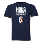 LOSC Lille We Are T-Shirt (Navy)