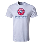NSCAA T-Shirt (White)