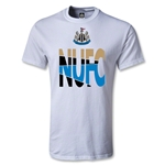 Newcastle United NUFC T-Shirt (White)