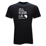 Algeria Country T-Shirt (Black)