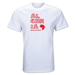 Algeria Country T-Shirt (White)