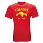 Ghana Country T-Shirt (Red)