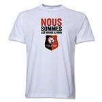 Stade Rennais FC We Are T-Shirt (White)