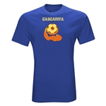 Cascarita T-Shirt (Royal)