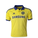 Chelsea 14/15 Youth Away Soccer Jersey