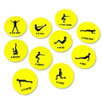 Exercise Marker Set