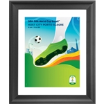 Porto Alegre 2014 FIFA World Cup Host City Framed Print