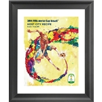 Recife 2014 FIFA World Cup Host City Framed Print