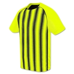 High Five Prism Jersey (Lime/Black)