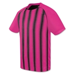 High Five Prism Jersey (Raspberry)