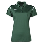 Nike Women's Gameday Polo (Dark Green)