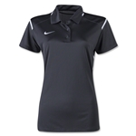 Nike Women's Gameday Polo (Dk Grey)