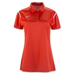 Nike Women's Gameday Polo (Orange)