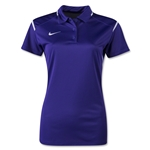 Nike Women's Gameday Polo (Purple)
