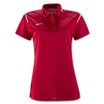 Nike Women's Gameday Polo (Red)