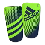 adidas Ghost Guard Shinguard (solar green/rich blue)