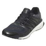 adidas Energy Boost 2 ESM Women's Running Shoe (Night Grey/Core White/Solar Pink)