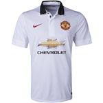 Manchester United 14/15 Away Soccer Jersey