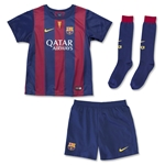 Barcelona 14/15 Kids Home Kit