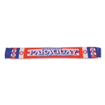 Paraguay Soccer Scarf