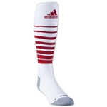 adidas Team Speed Sock Irregular 3 Pack (Wh/Sc)