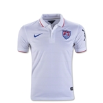 USA 14/15 American Outlaws Youth Home Soccer Jersey