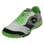 Lotto Futsal Pro VII TF (White/Fluo Mint/Black)