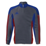 adidas Kings Hammer Custom Training Jacket (Gray)