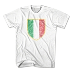 Italy Scudetto T-Shirt (White)