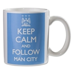 Manchester City 11 oz Keep Calm Mug