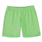 Neon Green 6 Compression Short (Neon Green)