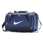 Nike Brasilia 6 Small Duffle Bag (Navy)