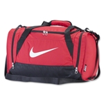 Nike Brasilia 6 Small Duffel (Red)