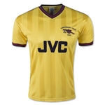Arsenal 1985 Away Soccer Jersey
