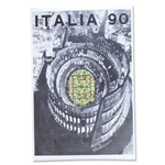 1990 FIFA World Cup Italy Poster
