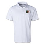 Algeria Retro Flag Shirt (White)