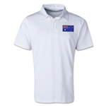 Australia Retro Flag Shirt (White)