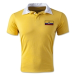 Ecuador Retro Flag Shirt (Yellow)