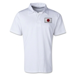 Japan Retro Flag Shirt (White)