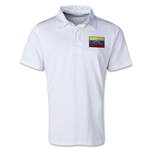 Venezuela Retro Flag Shirt (White)
