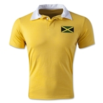 Jamaica Retro Flag Shirt (Yellow)