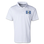 Guatemala Retro Flag Shirt (White)