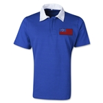 Samoa Retro Flag Shirt (Royal)