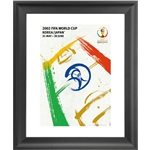 2002 FIFA World Cup Korea/Japan Poster Framed Print