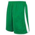 High Five Albion Short (Green/Wht)