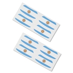 Argentina Flag Eyeblacks