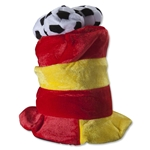 Spain 3 Ball Plush Hat