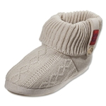Arsenal Women's Cuff Boot Slipper